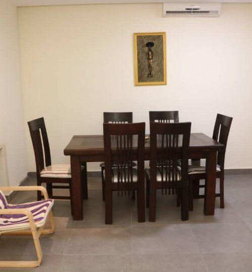salle à manger acacia